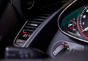 Audi R8 Performance Display